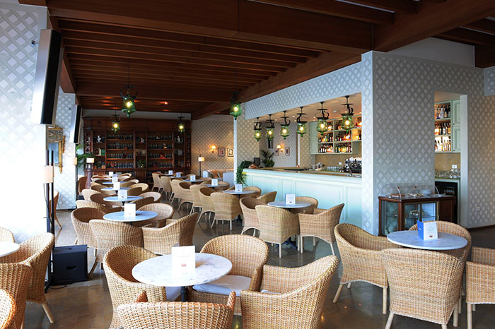 Restaurants for Hotel design ligurie